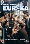 Eureka - Sesong 4 Del 1 (UK-import) (DVD)