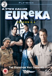 Eureka - Sesong 4 Del 2 (UK-import) (DVD)