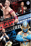 WWE: The Best of Raw & Smackdown 2011 (UK-import) (DVD)