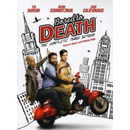 Bored To Death - Sesong 3 (UK-import) (DVD)