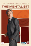 Produktbilde for The Mentalist - Sesong 4 (DVD)