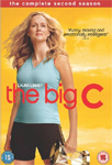 The Big C - Sesong 2 (UK-import) (DVD)