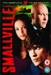 Smallville - Sesong 3 (UK-import) (DVD)