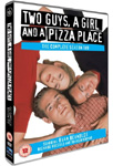 Two Guys, A Girl And A Pizza Place - Sesong 2 (UK-import) (DVD)