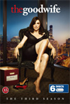 The Good Wife - Sesong 3 (DVD)