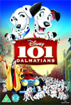 Produktbilde for 101 Dalmatians (UK-import) (DVD)