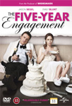 The Five-Year Engagement (UK-import) (DVD)