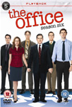 The Office (USA) - Sesong 6 (UK-import) (DVD)