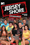 Jersey Shore - Sesong 5 (DVD - SONE 1)