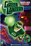 Green Lantern - The Animated Series - Sesong 1 Del 1 (DVD - SONE 1)
