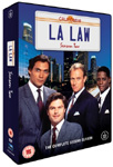 L.A. Law - Sesong 2 (UK-import) (DVD)