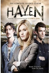 Haven - Sesong 2 (UK-import) (DVD)