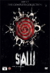 Saw - The Complete Collection (DVD)