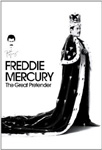 Freddie Mercury - The Great Pretender (UK-import) (DVD)