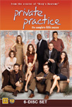 Private Practice - Sesong 5 (UK-import) (DVD)