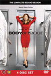 Body Of Proof - Sesong 2 (UK-import) (DVD)