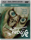 Das Testament Des Dr. Mabuse (UK-import) (Blu-ray + DVD)