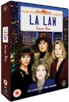L.A. Law - Sesong 3 (UK-import) (DVD)
