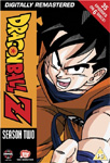 Dragon Ball Z - Sesong 2 (UK-import) (DVD)