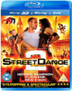 Streetdance 2 (UK-import) (Blu-ray 3D + Blu-ray + DVD)