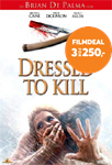 Produktbilde for Dressed To Kill (DVD)