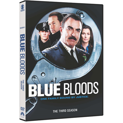Blue Bloods - Sesong 3 (UK-import) (DVD)