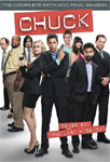 Chuck - Sesong 5 (UK-import) (DVD)