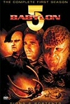 Babylon 5 - Sesong 1: Signs And Portents (DVD)