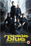 Rookie Blue - Sesong 2 (UK-import) (DVD)