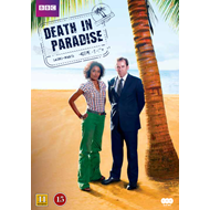 Death In Paradise - Sesong 1 (UK-import) (DVD)