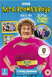 Mrs. Brown's Boys - Sesong 2 (UK-import) (DVD)