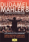 Produktbilde for Gustavo Dudamel - Mahler 8: Symphony of a Thousand (DVD)