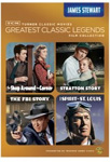 TCM Greatest Classic Legends - James Stewart (DVD - SONE 1)