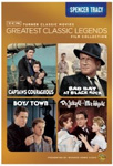TCM Greatest Classic Legends - Spencer Tracy (DVD - SONE 1)