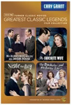 TCM Greatest Classic Legends - Cary Grant (DVD - SONE 1)