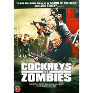 Cockneys Vs Zombies (DVD)