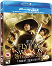 Flying Swords Of Dragon Gate (UK-import) (Blu-ray 3D + Blu-ray)