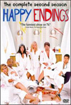 Happy Endings - Sesong 2 (DVD - SONE 1)