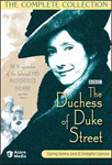 The Duchess Of Duke Street - The Complete Collection (DVD - SONE 1)