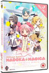 Puella Magi Madoka Magica - The Complete Series (UK-import) (DVD)