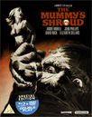 The Mummy's Shroud (UK-import) (Blu-ray + DVD)