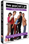 Two Guys, A Girl And A Pizza Place - Sesong 3 (UK-import) (DVD)