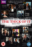 The Thick Of It - Sesong 4 (UK-import) (DVD)