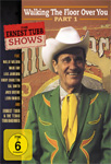 The Ernest Tubb Shows - Walking The Floor Over You Part 1 (UK-import) (DVD)