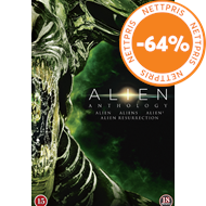 Produktbilde for Alien Anthology (DVD)