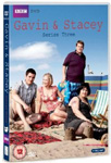 Gavin & Stacey - Sesong 3 (UK-import) (DVD)
