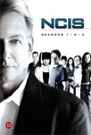 NCIS - Naval Criminal Investigation Service - Sesong 1 - 3 (DVD)