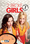 2 Broke Girls - Sesong 1 (DVD)