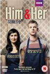Him & Her - Sesong 2 (UK-import) (DVD)