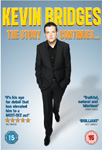 Kevin Bridges - The Story Continues (UK-import) (DVD)